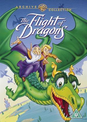Rent The Flight of Dragons Online DVD Rental