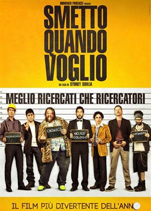 Rent I Can Quit Whenever I Want (aka Smetto quando voglio) Online DVD Rental