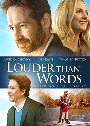 Rent Louder Than Words Online DVD Rental