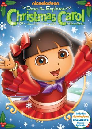 Rent Dora the Explorer: Dora's Christmas Carol Adventure Online DVD Rental