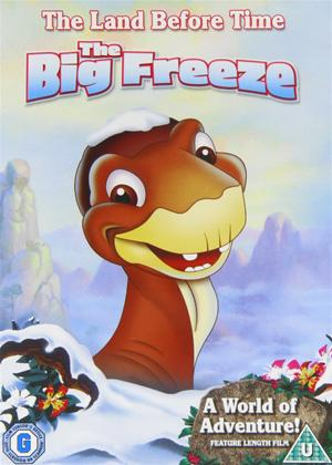 Rent The Land Before Time 8: The Big Freeze Online DVD Rental