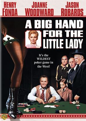 Rent A Big Hand for the Little Lady (aka             A Big Hand for the Little Lady            ) Online DVD Rental
