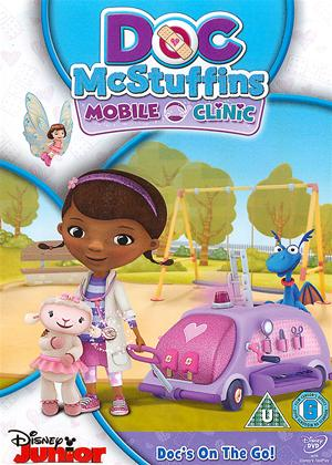 Rent Doc McStuffins: Mobile Clinic Online DVD Rental