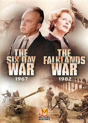 Rent 20th Century Conflicts: The Six War 1967 / The Falklands War 1982 Online DVD & Blu-ray Rental