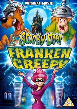 Scooby-Doo!: Frankencreepy Online DVD Rental