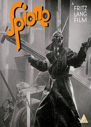 Rent Spies (aka Spione) Online DVD Rental