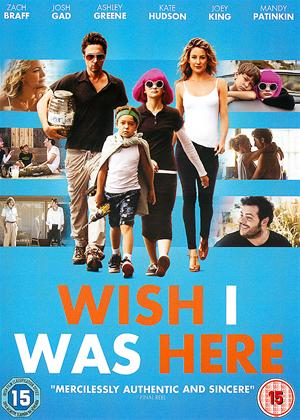 Rent Wish I Was Here Online DVD & Blu-ray Rental