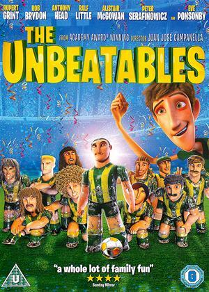 Rent The Unbeatables (aka Metegol) Online DVD Rental
