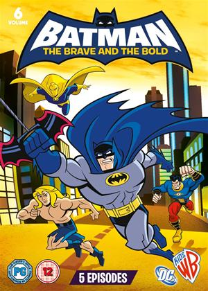 Rent Batman: The Brave and the Bold: Vol.6 Online DVD Rental