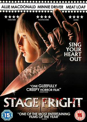 Stage Fright Online DVD Rental