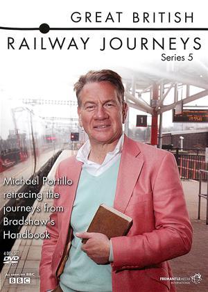 Rent Great British Railway Journeys: Series 5 Online DVD Rental