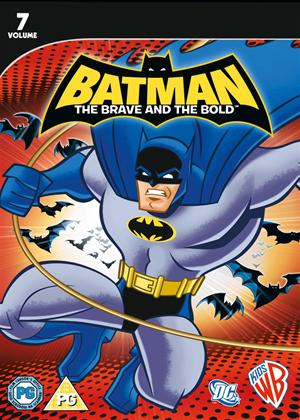 Rent Batman: The Brave and the Bold: Vol.7 Online DVD Rental