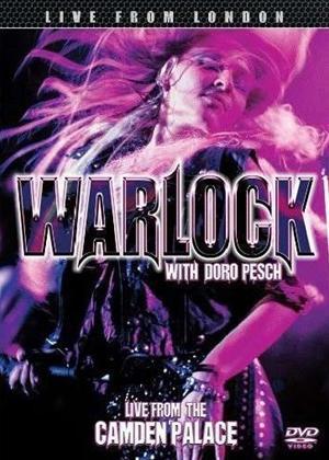 Rent Warlock: Live from London Online DVD Rental