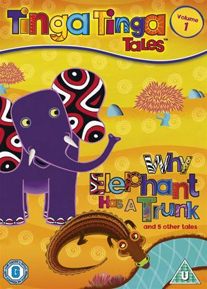 Rent Tinga Tinga Tales: Why Elephant Has a Trunk Online DVD Rental