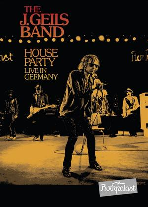 Rent The J. Giels Band: House Party Live in Germany Online DVD Rental