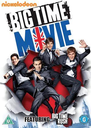 Rent Big Time Movie Online DVD Rental