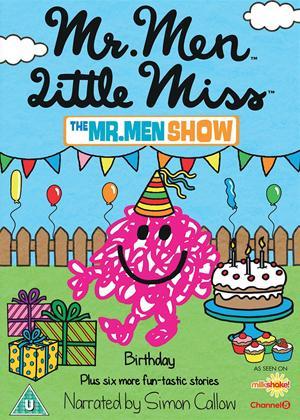 Rent The Mr. Men Show: Birthday Plus Six More Fun-Tastic Stories Online DVD Rental