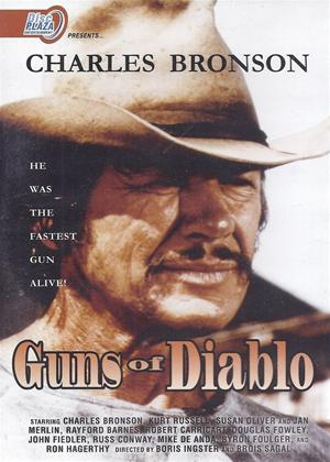 Rent Guns of Diablo Online DVD Rental