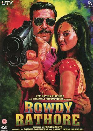 Rowdy Rathore Online DVD Rental