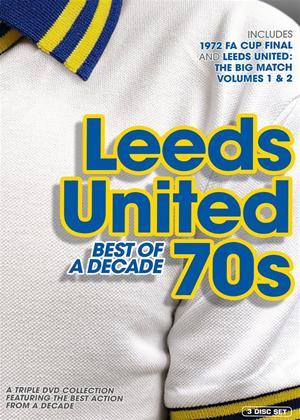 Rent Leeds United: Best of a Decade: '70s Online DVD Rental