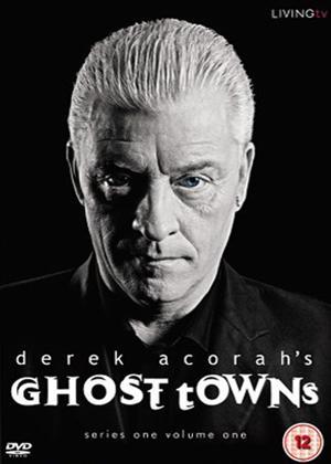 Rent Ghost Towns: Series 1: Vol.1 (aka Derek Acorah's Ghost Towns: Series 1: Vol.1) Online DVD Rental