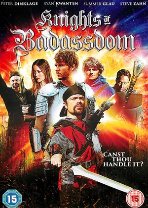 Rent Knights of Badassdom Online DVD Rental