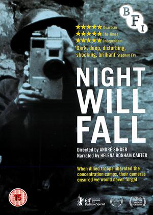 Rent Night Will Fall Online DVD Rental