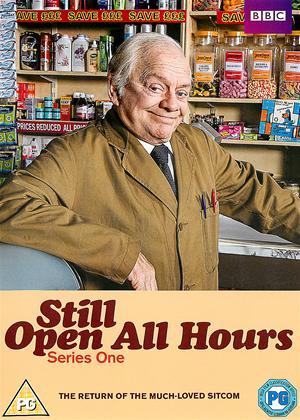 Rent Still Open All Hours: Series 1 Online DVD Rental