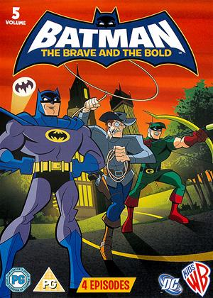 Rent Batman: The Brave and the Bold: Vol.5 Online DVD Rental