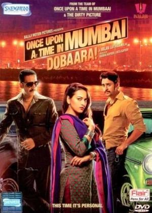 Rent Once Upon a Time in Mumbaai Dobara Online DVD Rental