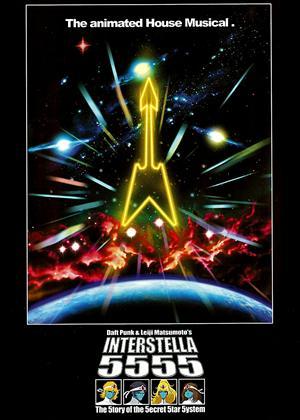 Rent Daft Punk: Interstella 5555 Online DVD Rental