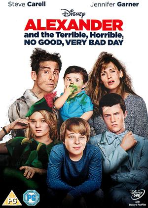 Rent Alexander and the Terrible, Horrible, No Good, Very Bad Day Online DVD & Blu-ray Rental