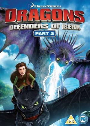 Rent Dragons: Defenders of Berk: Part 2 Online DVD Rental