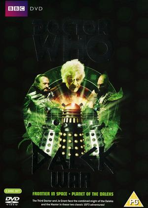 Rent Doctor Who: Frontier in Space Online DVD Rental
