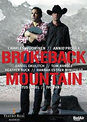 Rent Brokeback Mountain: Teatro Real De Madrid (Engel) Online DVD Rental