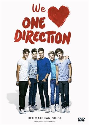 Rent One Direction: We Love One Direction Online DVD Rental