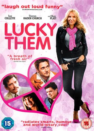 Rent Lucky Them Online DVD Rental