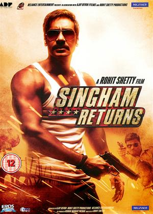 Rent Singham Returns Online DVD Rental