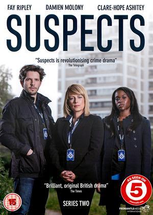 Rent Suspects: Series 2 Online DVD Rental
