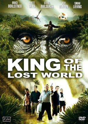 Rent King of the Lost World Online DVD Rental