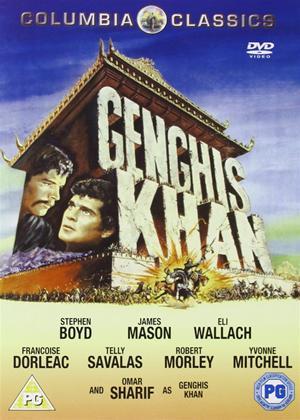 Rent Genghis Khan Online DVD Rental