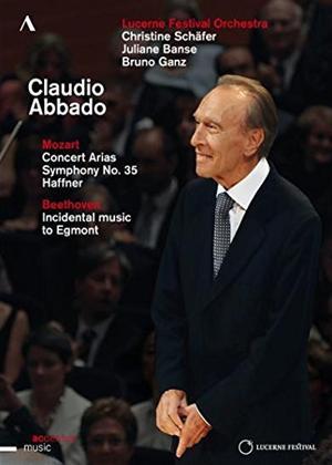 Rent Claudio Abbado Online DVD Rental