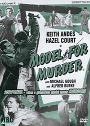 Rent Model for Murder Online DVD Rental