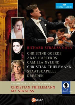 Rent Richard Strauss Gala Online DVD Rental