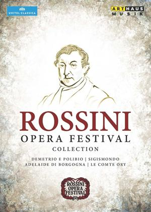 Rent Rossini Opera Festival: Collection Online DVD Rental