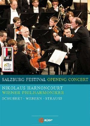 Rent Salzburg Opening Concert: 2009 Online DVD Rental