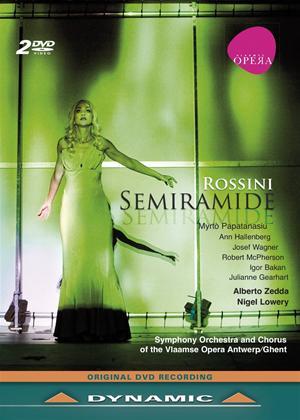 Rent Semiramide: Vlaamse Opera Gent (Alberto Zedda) Online DVD Rental