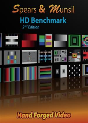 Rent Spears and Munsil HD Benchmark and Calibration Disc Online DVD Rental