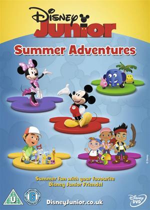 Rent Junior Summer Adventures Online DVD Rental