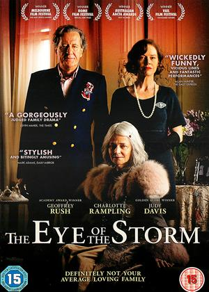 Rent The Eye of the Storm Online DVD Rental